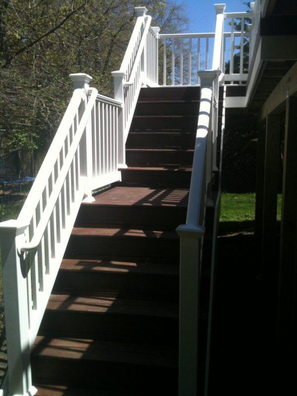 DECK STEPS TAMMY